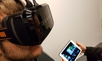 ipad VR headset collaborative